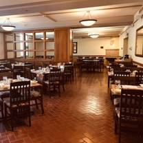 photo of the joan bice underwood tearoom at isu restaurant