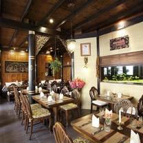photo of bangkok thai restaurant restaurant