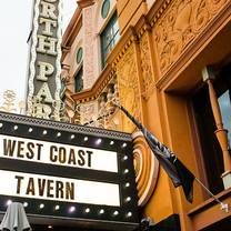 photo of west coast tavern restaurant
