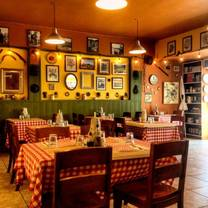 photo of la pergoletta restaurant