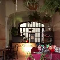 foto de restaurante casa encantada 1730