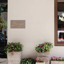 photo of caravaggio new york restaurant