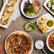 photo of california pizza kitchen - rainbow harbor - priority seating restaurant
