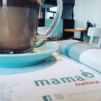 photo of mama trattoria berlin theodor-heuss-platz restaurant