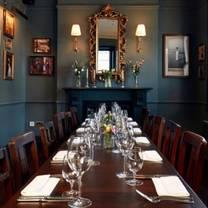 photo of the lady ottoline restaurant