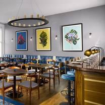 photo of the malt floor restaurant