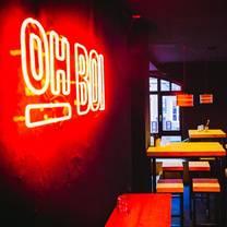 photo of oh-boi restaurant