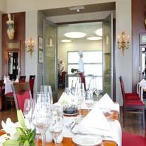 foto von restaurant port im hotel hafen hamburg restaurant