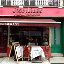 photo of josephine's filipino restaurant london restaurant