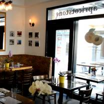photo of apricot stone restaurant