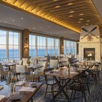 photo of the tiller restaurant at cliff house restaurant