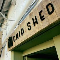 photo of the chip shed restaurant