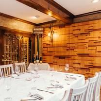photo of washington inn restaurant