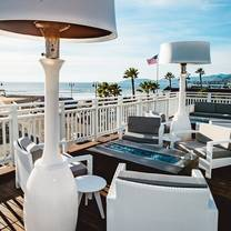 photo of rooftop at inn at the pier restaurant