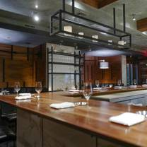 photo of chef's table at brooklyn fare restaurant
