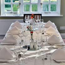 photo of the restaurant at quorn grange hotel restaurant