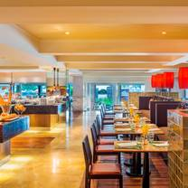 photo of feast - royal orchid sheraton hotel & towers restaurant