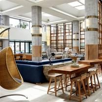 photo of jute coastal bar and kitchen restaurant
