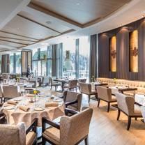 photo of capricorn - intercontinental davos restaurant