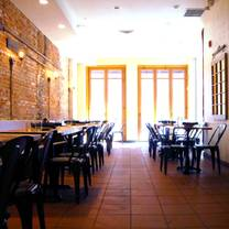 photo of nomad roman restaurant