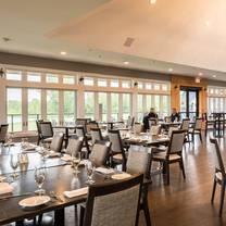 photo of oak bay golf club restaurant