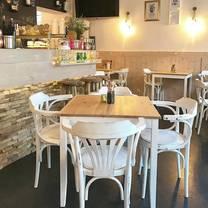 photo of café unique restaurant