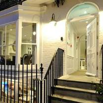 photo of crescent victoria restaurant restaurant