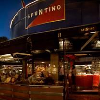 photo of spuntino restaurant