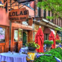 photo of lola's tapas - wine bar restaurant