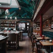 photo of the grey horse (smok'd) restaurant