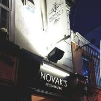 photo of novak's restaurant restaurant