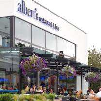 photo of albert's worsley restaurant