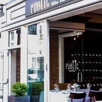 photo of public wine bar restaurant