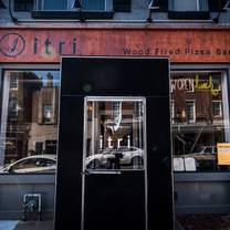 photo of itri wood fired pizza bar restaurant