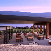 photo of block one restaurant at 50th parallel winery restaurant