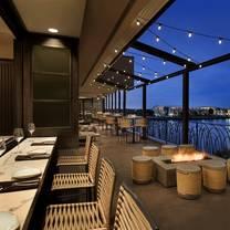 photo of moss + oak  savannah eatery - hyatt regency savannah restaurant