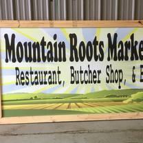 photo of mountain roots market farm to table restaurant restaurant