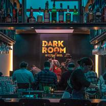 photo of the dark room @ the grandel restaurant