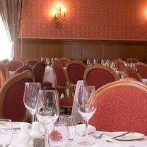 photo of chantrey's restaurant at the imperial hotel restaurant