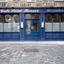 photo of café st honoré restaurant