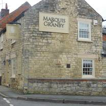 photo of the marquis of granby restaurant