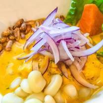 photo of sr ceviche restaurant