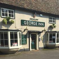photo of the george inn restaurant