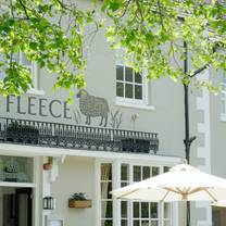 photo of the fleece witney restaurant