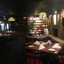 photo of library iv restaurant