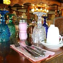 photo of copper café and bakery, at madonna inn restaurant