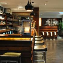 photo of black hide steakhouse - gambaro hotel - caxton street restaurant