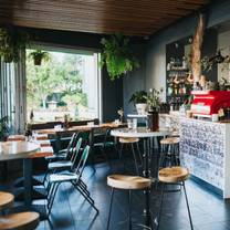 photo of greenhouse canteen and bar - south brisbane restaurant