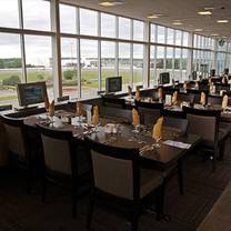 photo of red shores racetrack & casino - top of the park restaurant