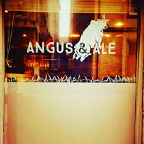 photo of angus & ale restaurant